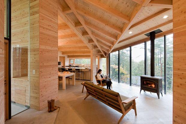 house wood house design - Wood Houses Design