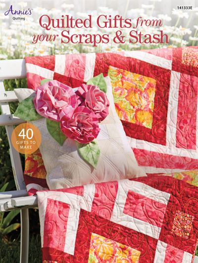 quilting quilted gifts from your scraps stash quilt patterns free fandeluxe Image collections