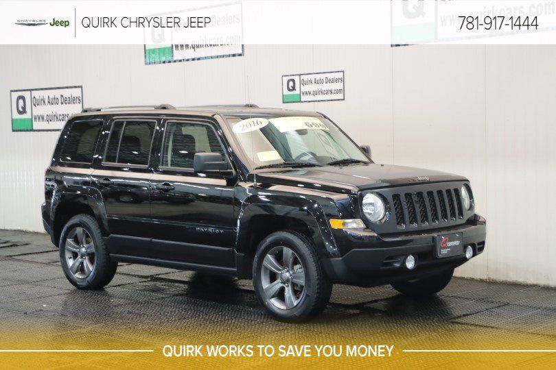 New Jeep Dealer in MA Chrysler jeep, Jeep, Jeep patriot