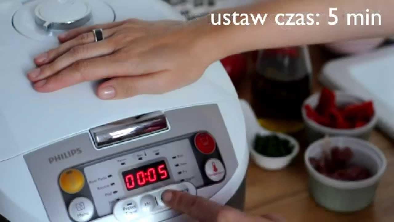 Philips Multicooker - Omlet
