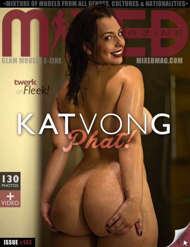 Mixed Magazine Models Nude