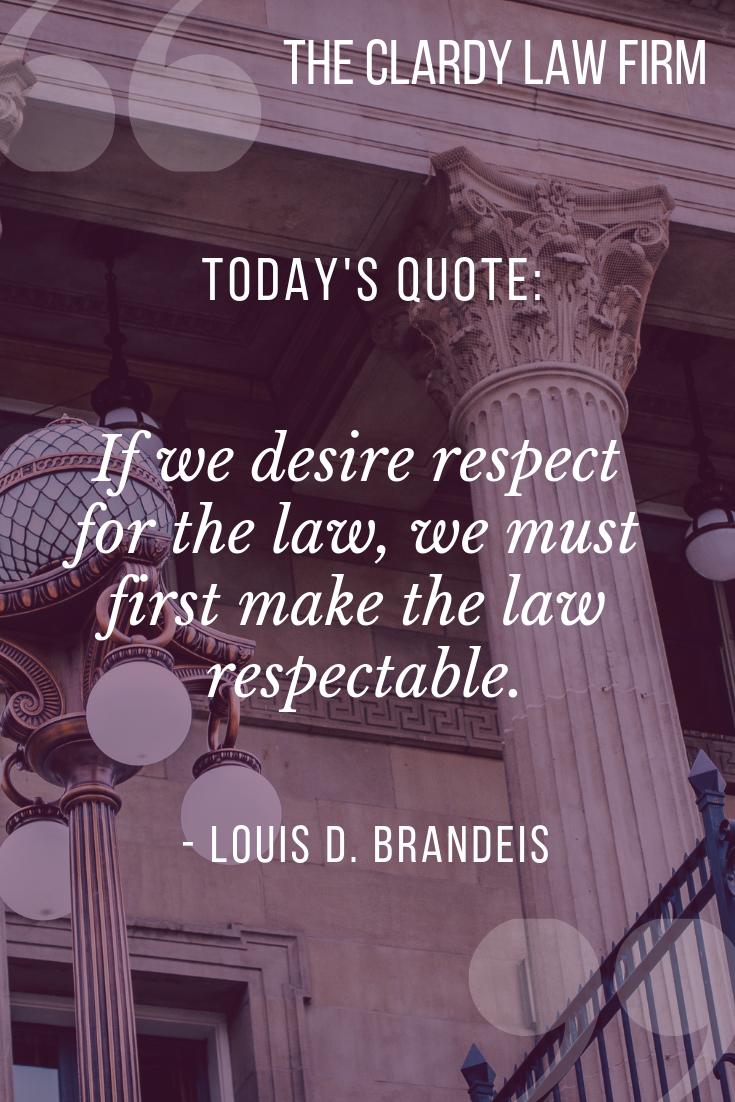 Legal Quote