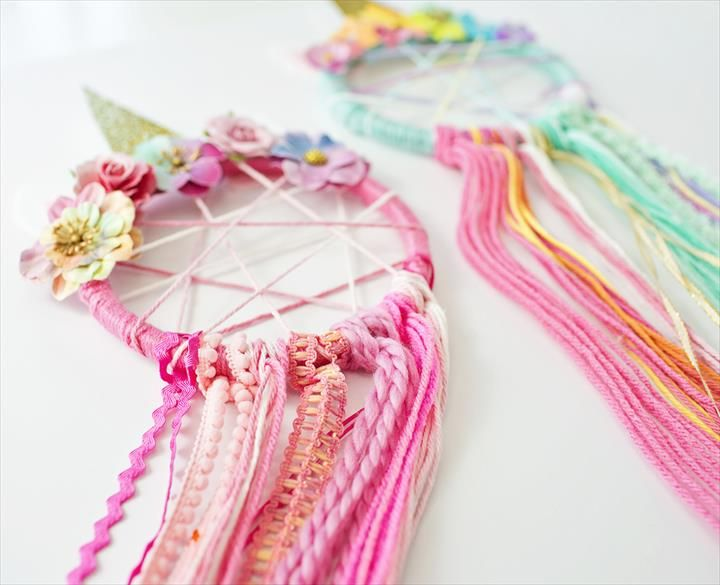 36 DIY Dream Catcher To Beautify Your Space images