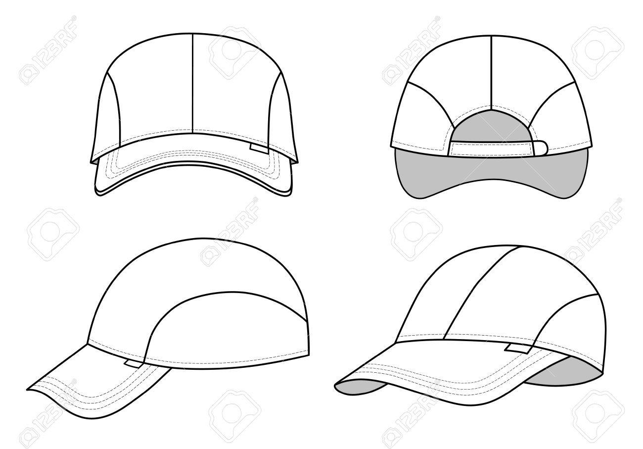 Image Result For Skater Hat Drawing