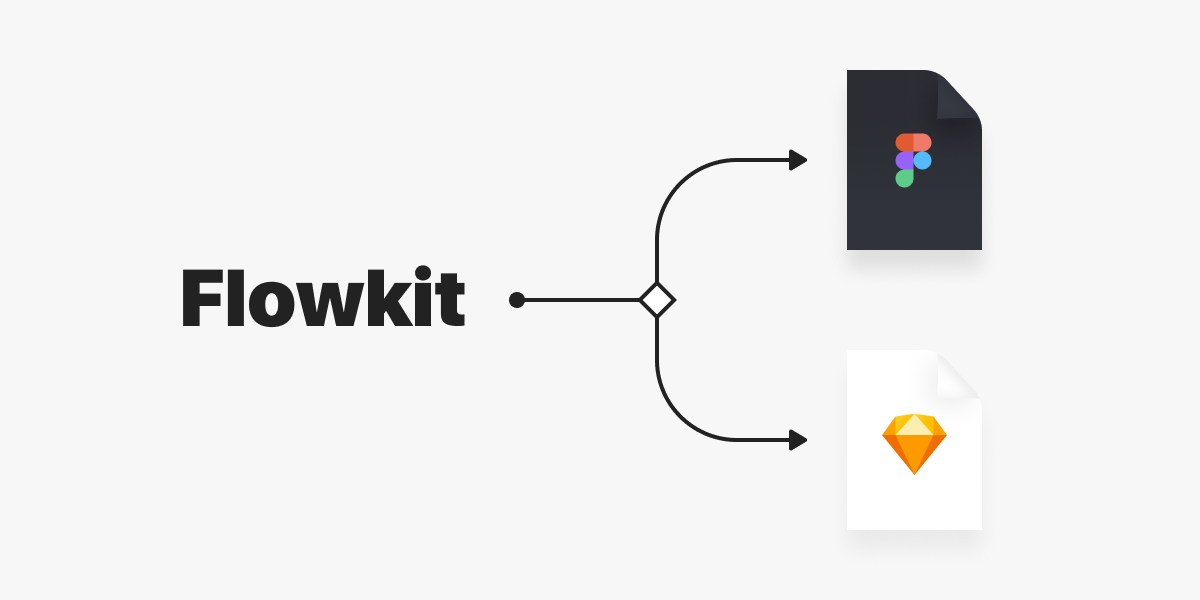 Flowkit For Figma And Sketch White Board User Flow Home Decor