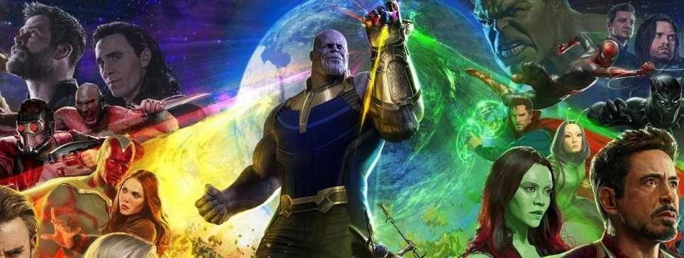 Les premières images promotionnelles du film Avengers Infinity War