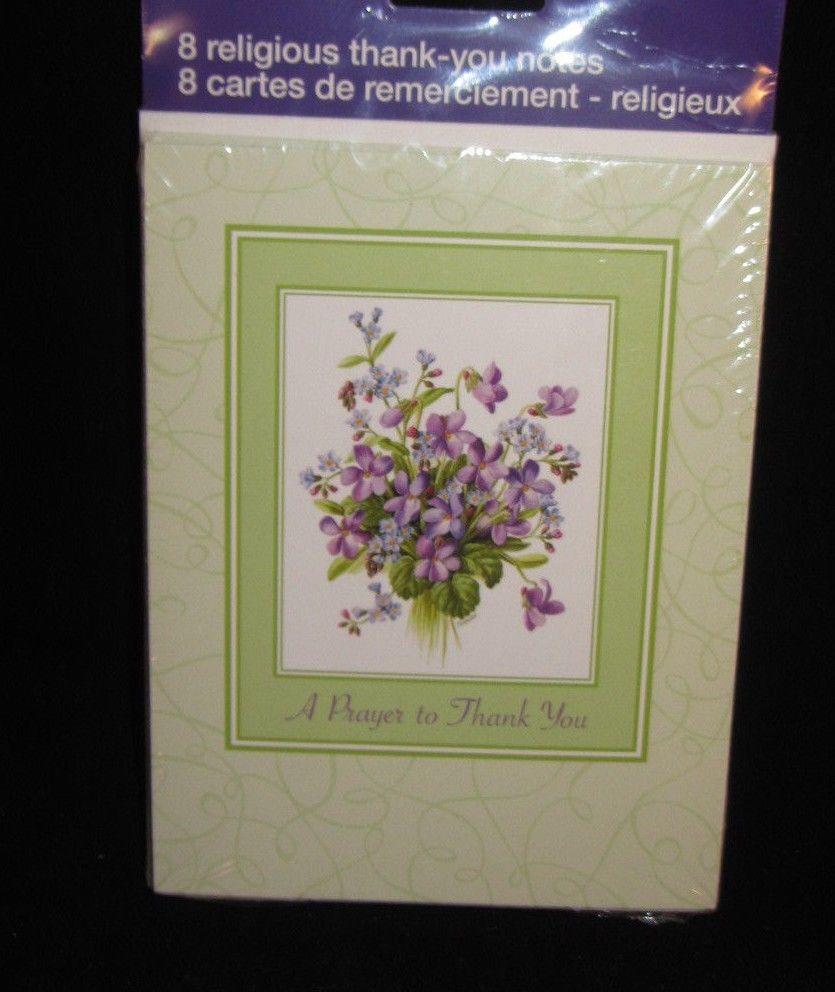 Thank you cards a prayer to thank you lilacs set of 8 tender thank you cards a prayer to thank you lilacs set of 8 tender thoughts m4hsunfo