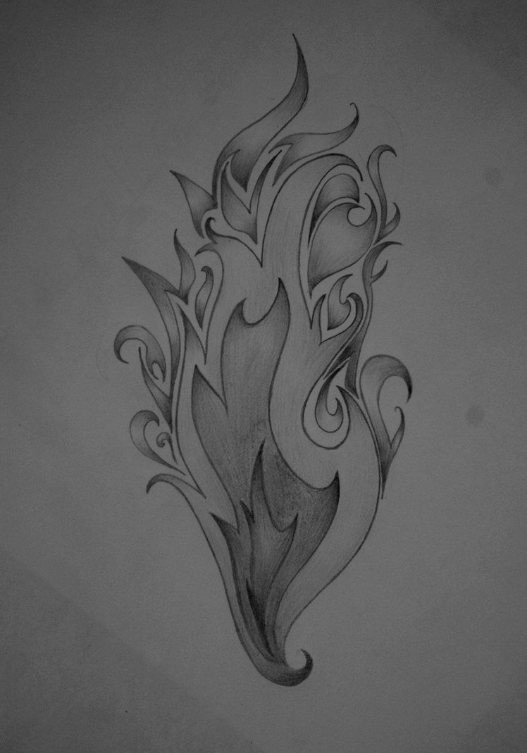 tattoo_design_flames_by_hannahanno-d6cr3oo.jpg (748×1069)