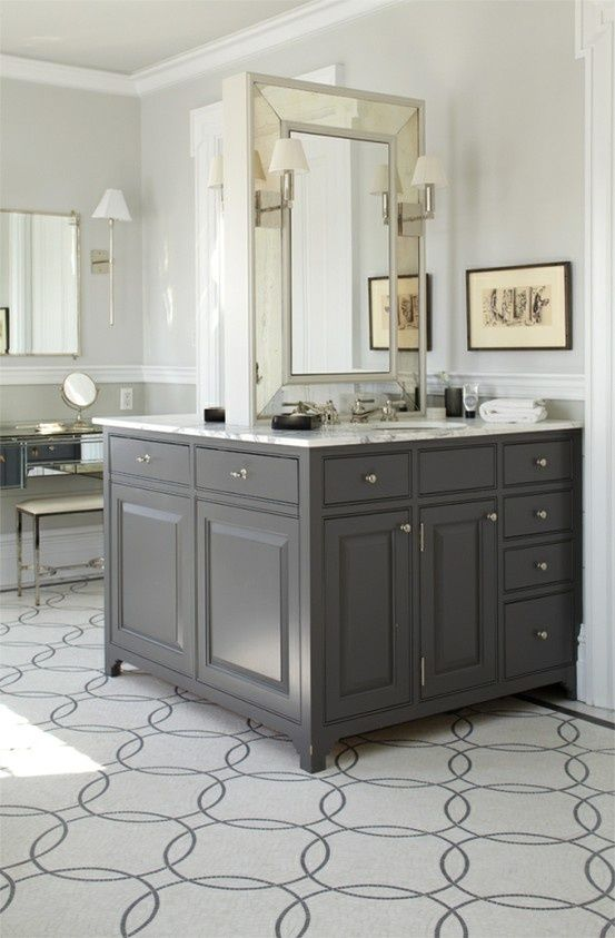bathroom cabinets guehne made kansas city home remodeling home styling custom woodworks - Bathroom Cabinets Kansas City