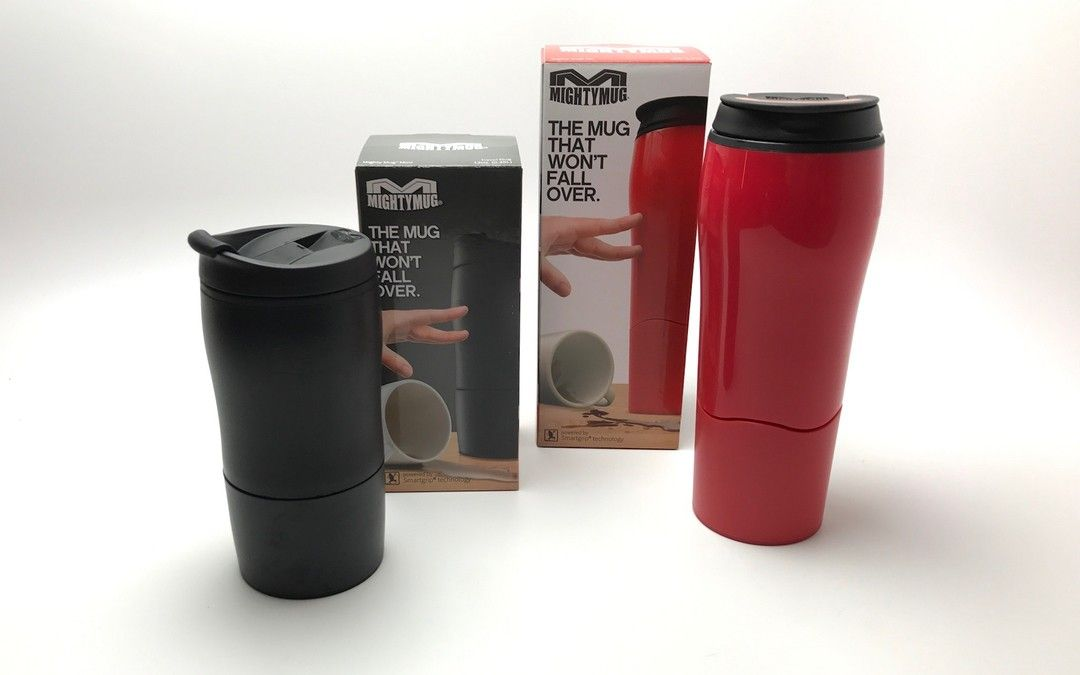 Ideal for travelers and adults that need a spill-proof sippy cup.  My grandmother loves coffee. She drinks it in the morning, afternoon, and evening. A few years ago, she went through a pretty vicious battle with