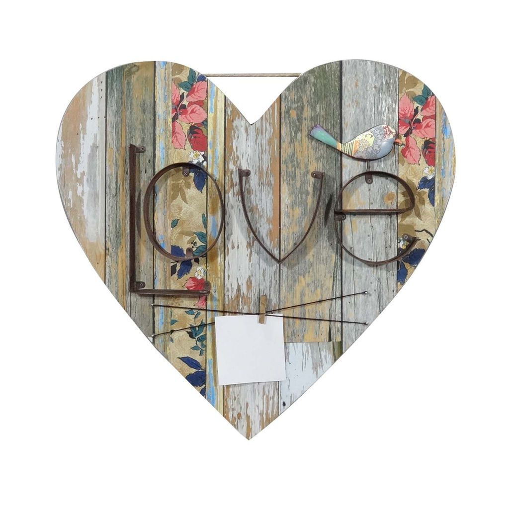 Purchase The Distressed Heart Plaque Savannah By Studio Decor At Michaels Com Add A Rustic Romantic Touch To Your Liv Heart Wall Decor Decor Heart Decorations