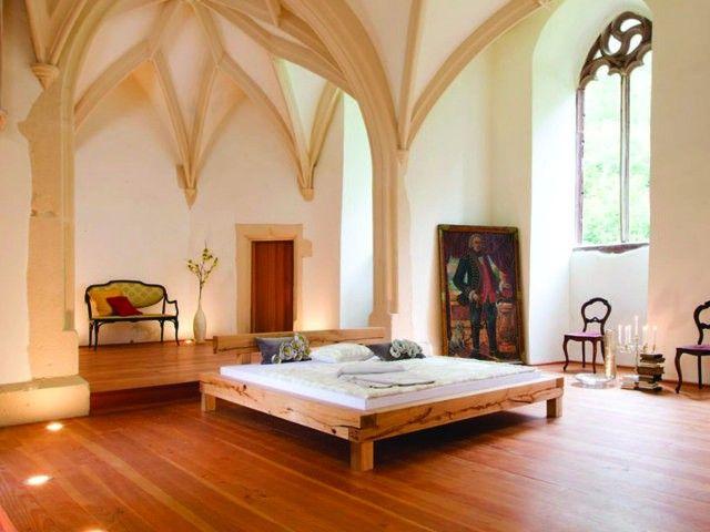BALKENBETT Kreyenburg S Kernbuche Bett Pinterest Bett - dänisches bettenlager schlafzimmer