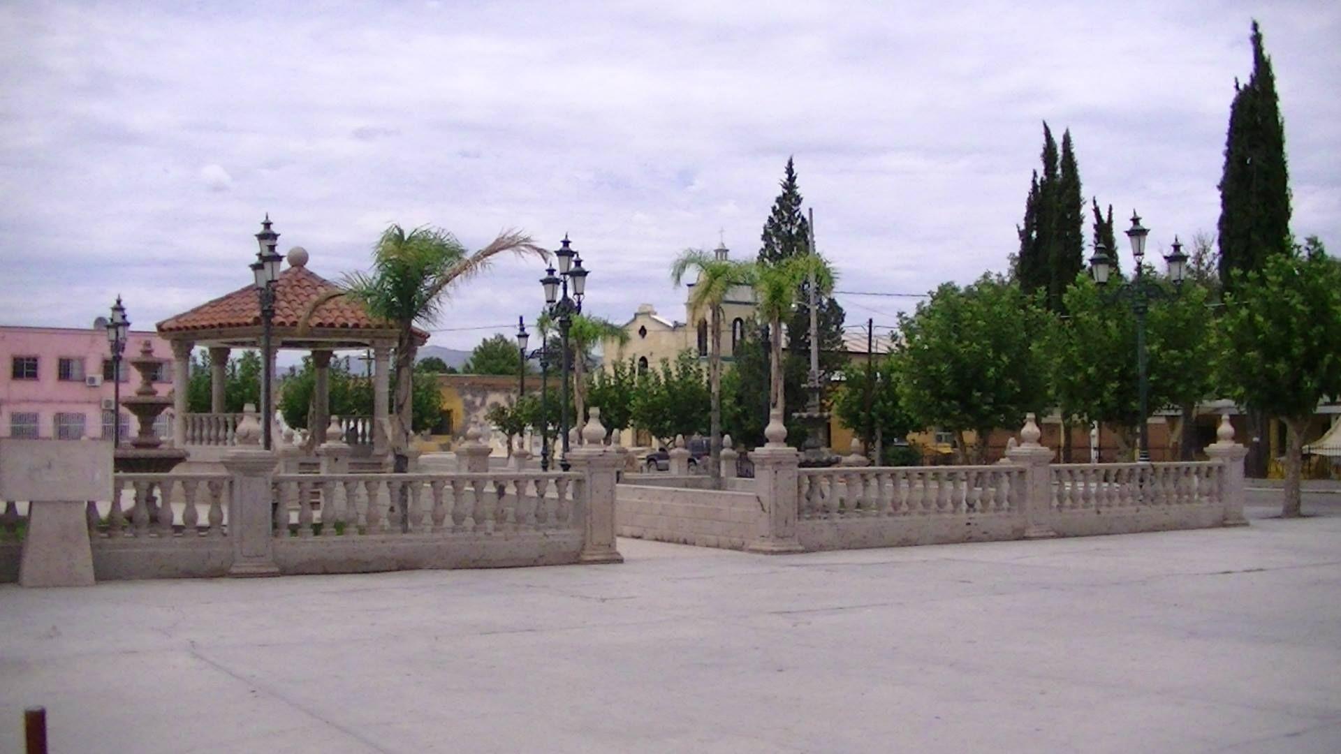 Plaza Bicentenario, Colonia Centro