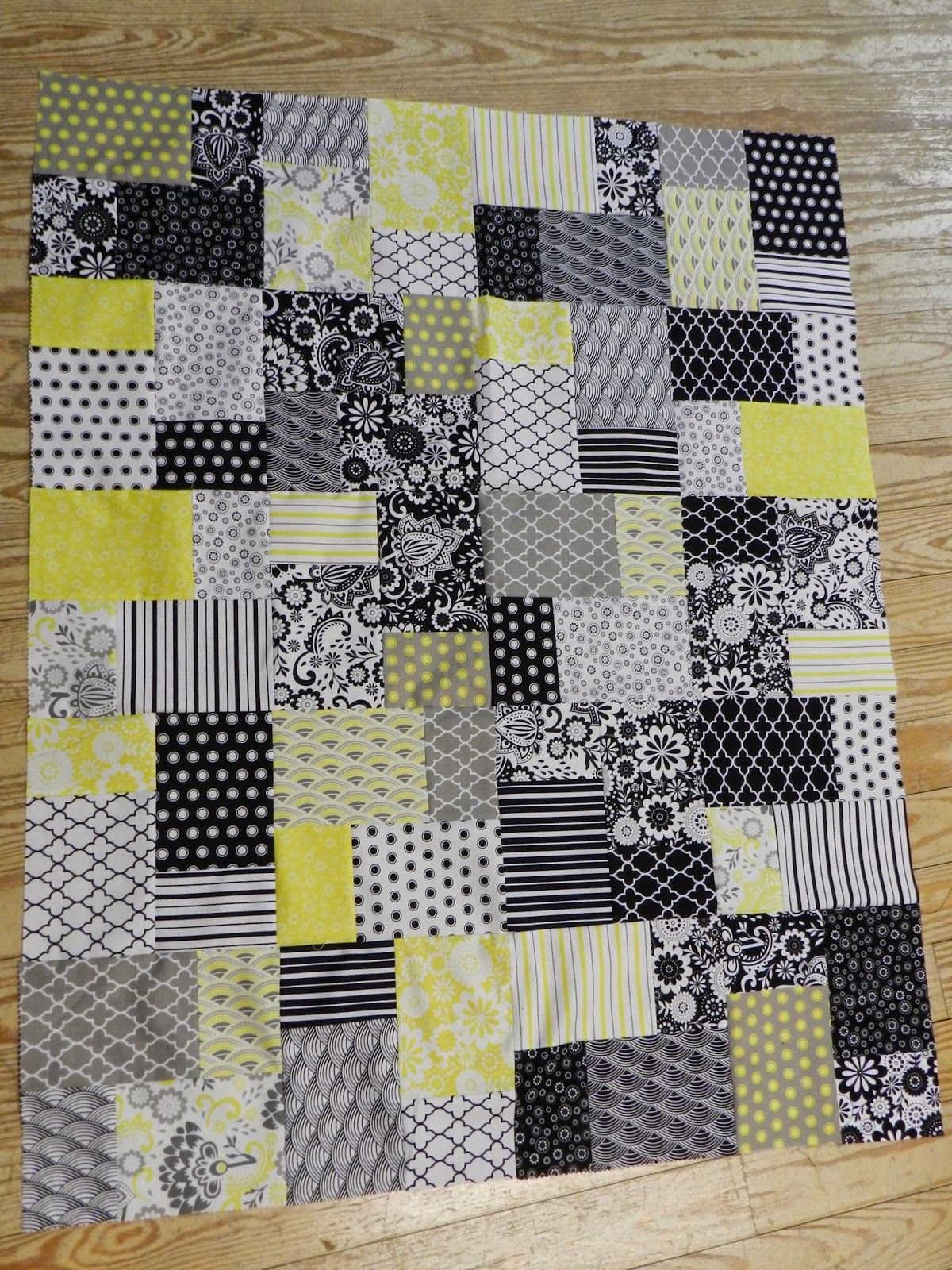 Double Slice Layer Cake Quilt Pattern Pdf