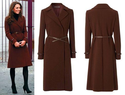 Emilia Wickstead Coat Coatdress Turtleneck Dress Green Hobbs