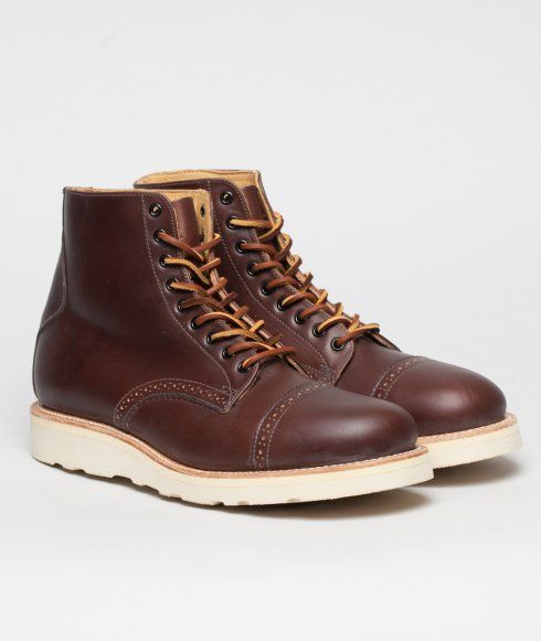a66870d8fb2 Whether it's walking, fishing or hunting, the Yuketen Johnson boot ...