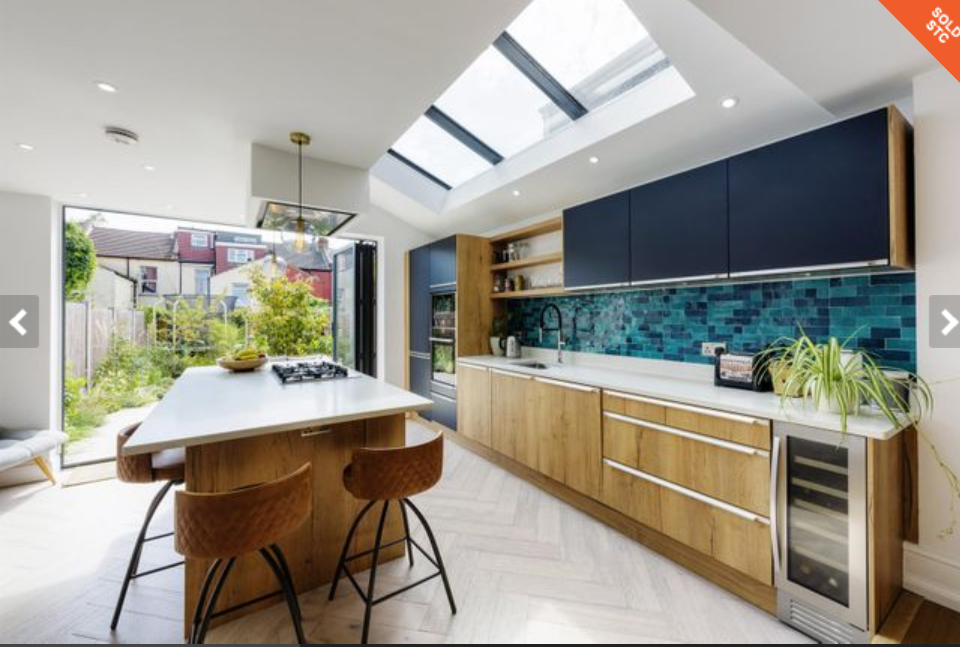 Pin by Shona O'Connell on Home kitchens in 2020 Open