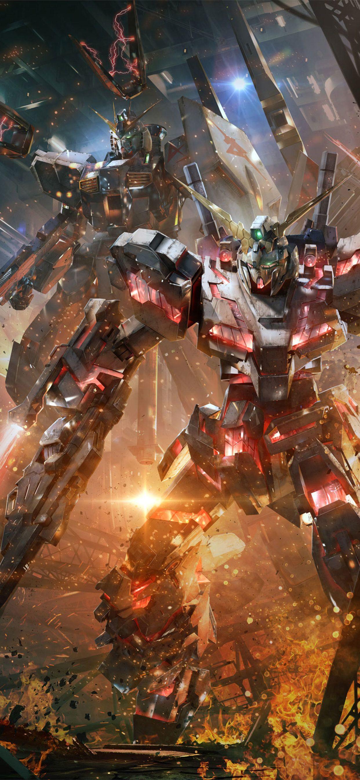 Google Image Result For Https Wallpaperaccess Com Full 832253 Jpg Gundam Wallpapers Robot Wallpaper Gundam