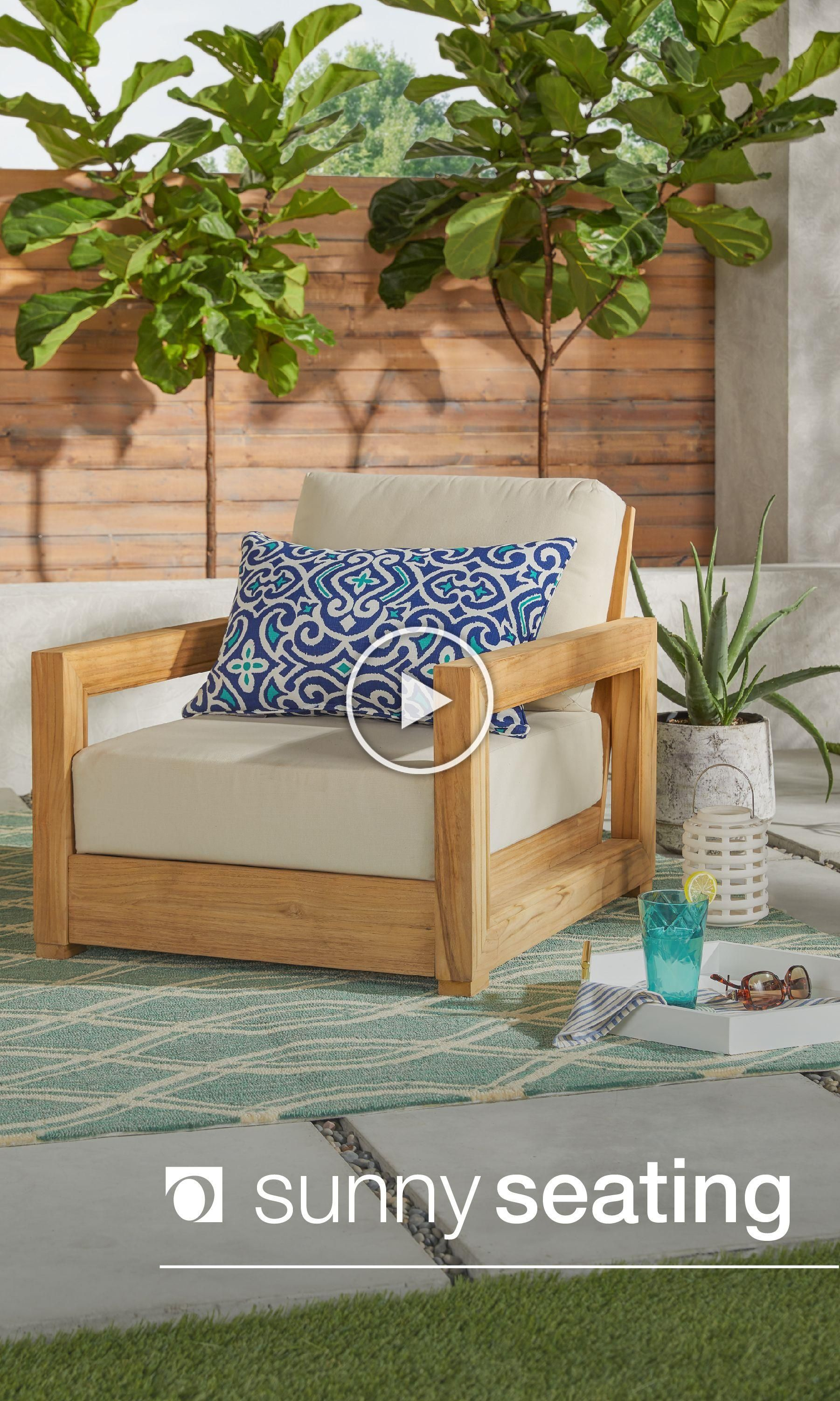 Spend More Time In Your Outdoor Living Spaces This Summer And