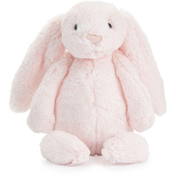 Jellycat Plush Bashful Bunny Chime Stuffed Animal Bunny Soft Toy Bunny Stuffed Animals Pink Stuffed Animals