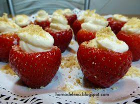 Recetas fáciles de Josean MG: Fresas rellenas