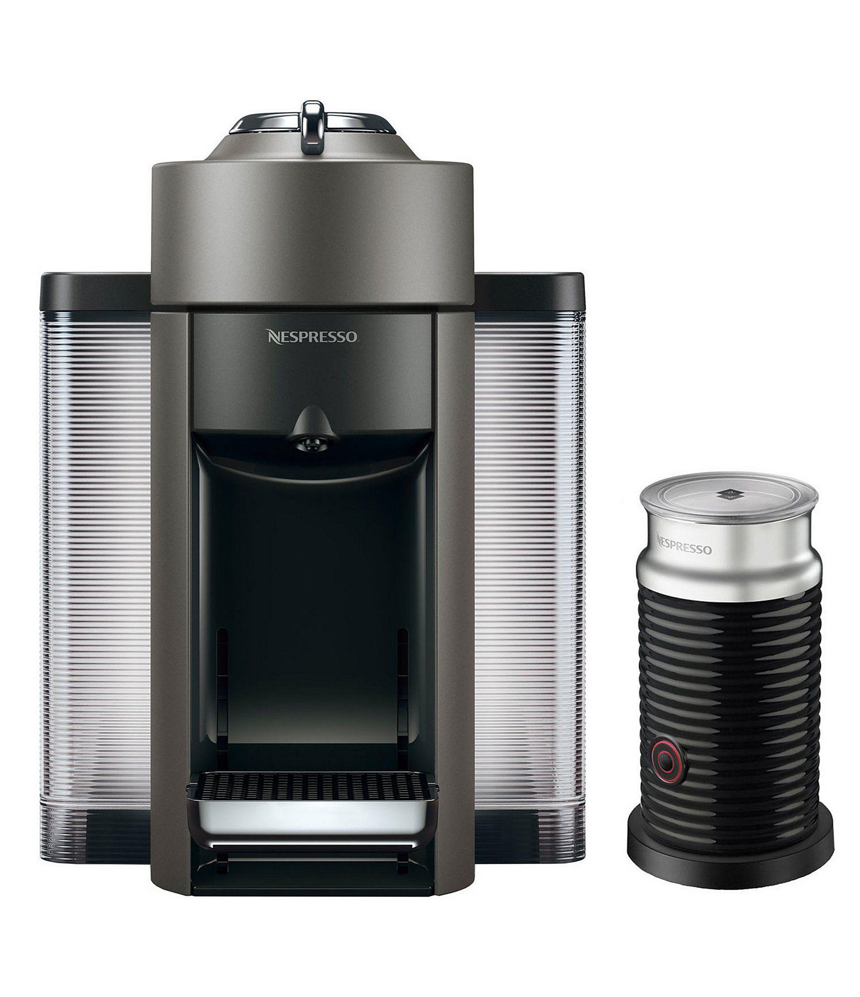 Nespresso by Delonghi Vertuo Coffee Espresso SingleServe