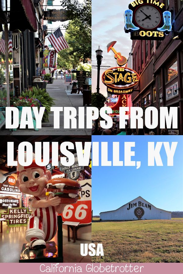 Day Trips from Louisville
