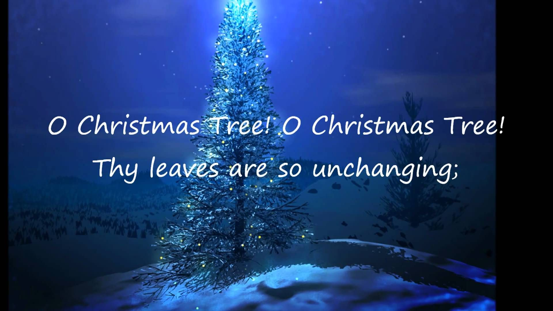 Cedarmont Kids - O Christmas Tree with lyrics | ♢Christmas Songs ...