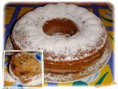 Potrebné prísady:  múku, cukor, mlieko vajce, vanilínovy cukor, prídáme postrúhane jablka, orechy, č...