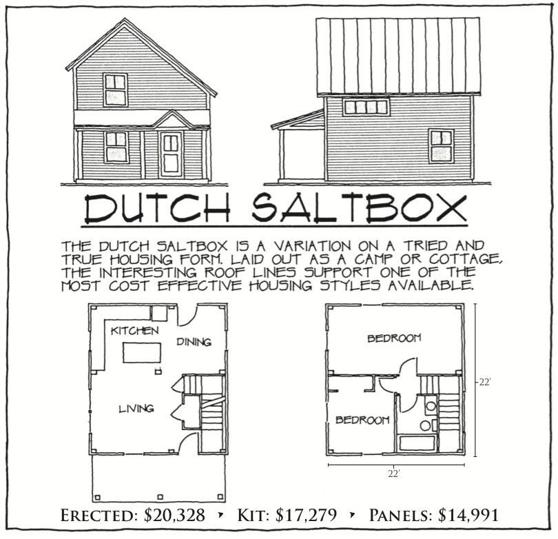 Small Dutch Jpg 810 782 Small Cabin Plans Shed To Tiny House Small House Plans
