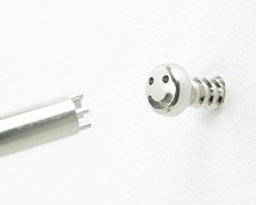 smile screws by studio yumakano | Designboom Shop