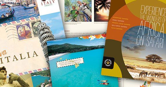 Travel  Tourism Brochure Template Designs  Creative Articals
