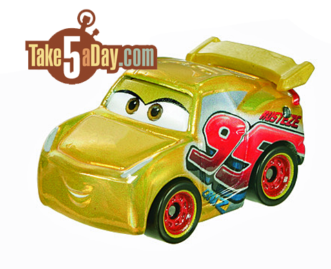 Mattel Disney Pixar Cars 3 Mini Racers Variety 5 Pack Arrives In
