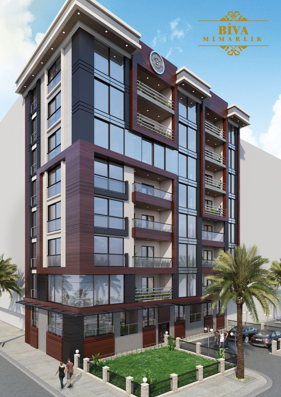 Building Structure, Building Facade, Modern Buildings, Modern Houses, Modern  Architecture, Building Elevation, Modern Apartments, Facade Design, ...