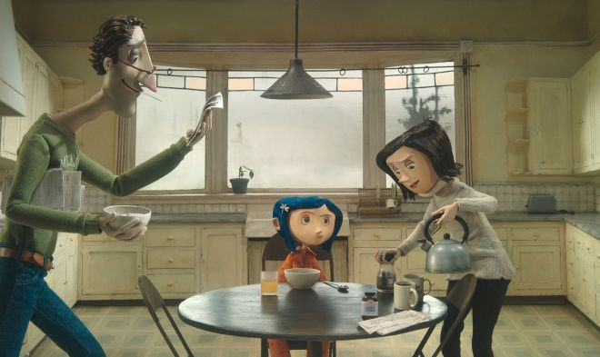 Review Coraline S Stop Motion Surrealism Dazzles Terrifies Coraline Movie Coraline Coraline Jones