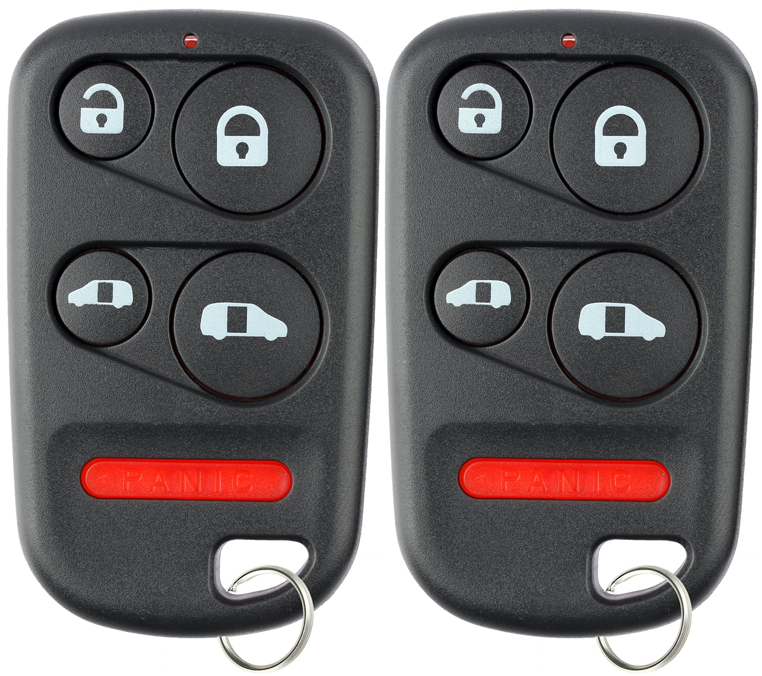 Keylessoption Keyless Entry Remote Control Car Key Fob Replacement