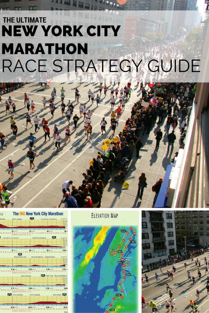 New York City Marathon Race Strategy City Marathon Nyc Marathon Marathon Races