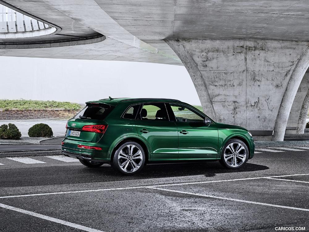 2020 Audi Sq5 Tdi Audi Sq5 Tdi