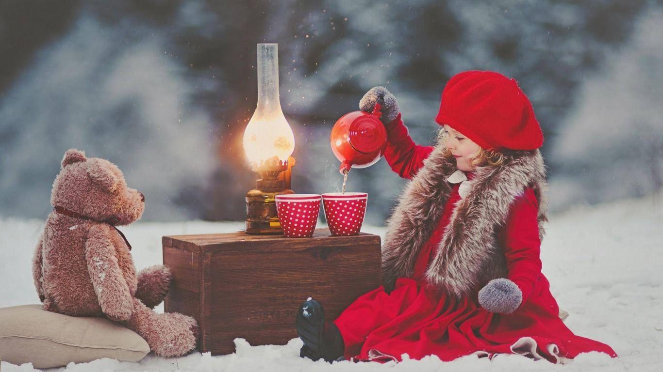 добрые картинки теплые морозы нефтяных