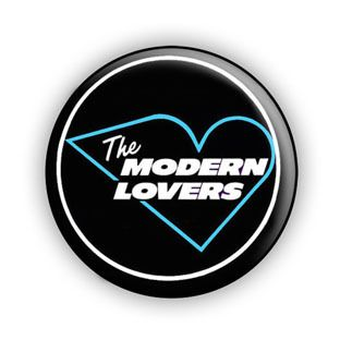 Modern Lovers Pinback Button The Modern Lovers Jonathan Richman Great Albums