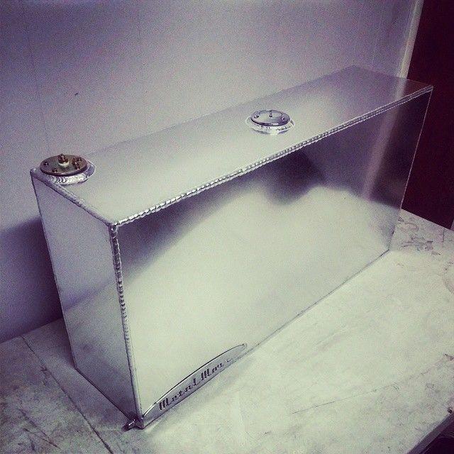 Metal Worx Inc >> Aluminum Fuel Cell For A 1983 Chevrolet C10 Metal Worx Inc