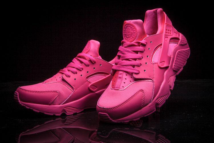 222d8c20a00b cheap Nike Air Huarache Think Pink Hot Pink Vivid Pink running shoes 2015