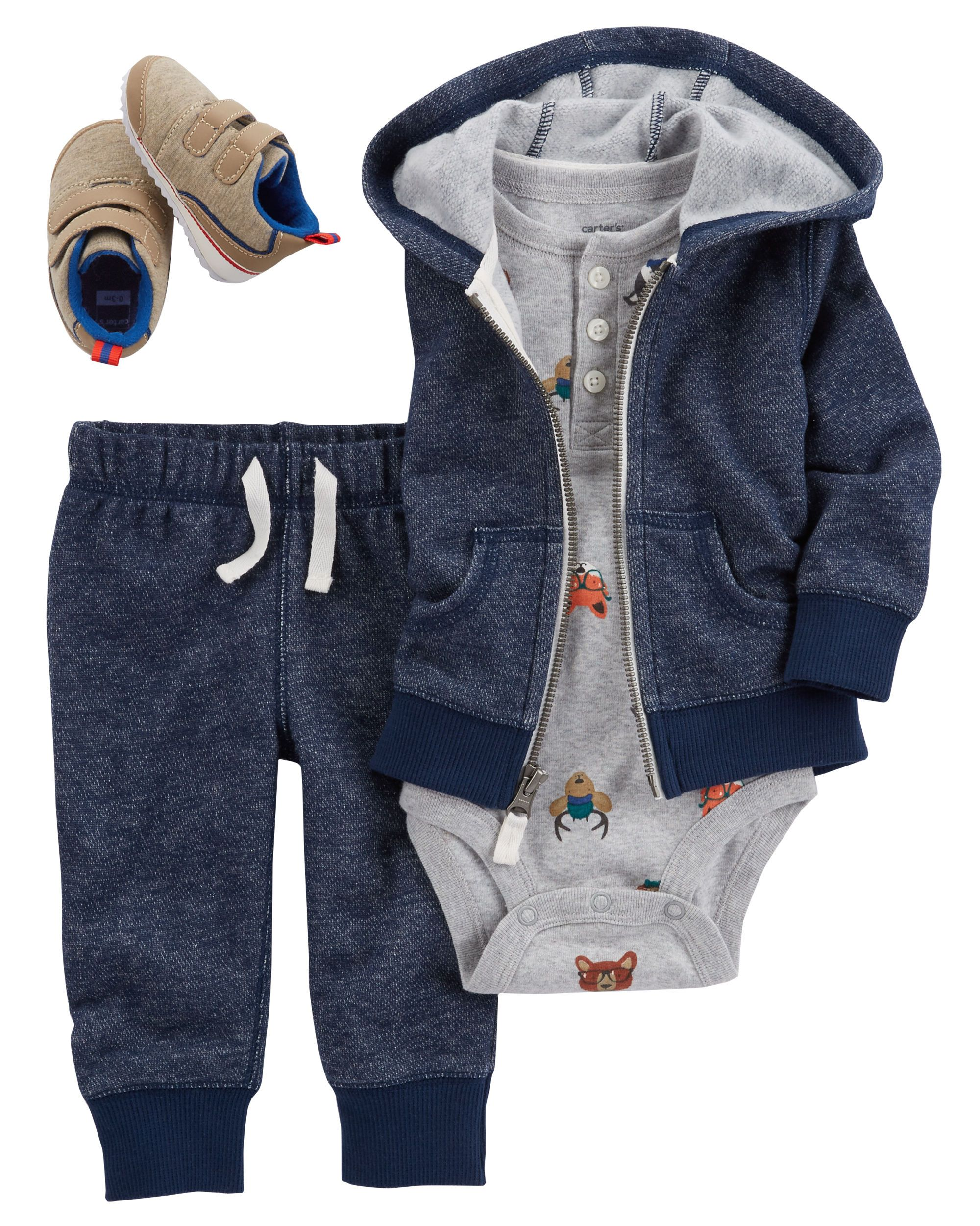 Baby Boy CARJUNE1F17 from Carters Shop clothing & accessories