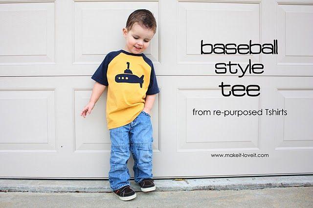 Baseball T from Men's Shirts