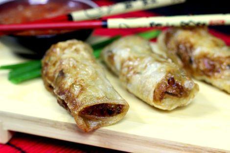 Sajgonki - Klasyka orientu, tradycyjne danie wprost z Wietnamu