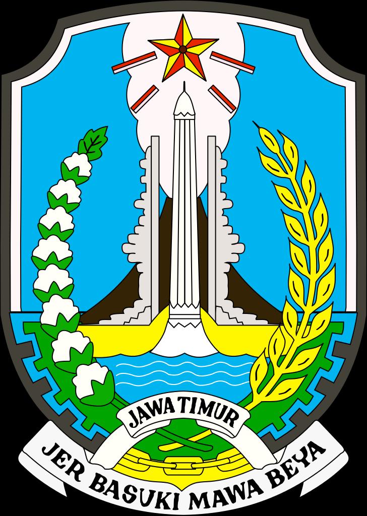 Jatim East Java Indonesia Area 47 799 Km Capital Surabaya Jatim Surabaya Indonesia L18529 Indonesia Lambang Negara Pendidikan