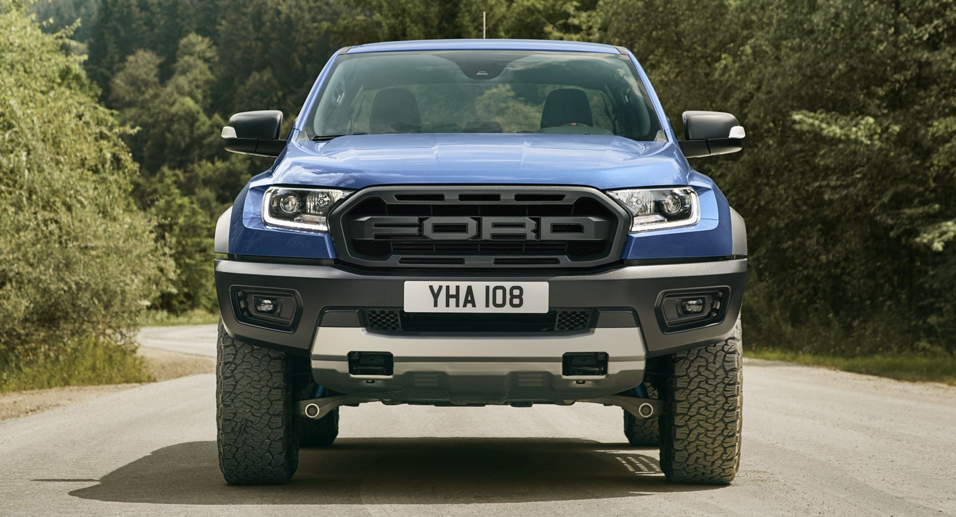 Australia S Tickford Says It Could Lift Ford Ranger Raptor V8 Up