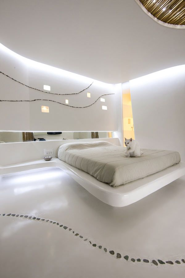 Stunning Visual Appeal Natural Stone Pebbles In Interior Design