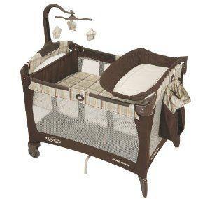 Amazon Com Graco Pack N Play Playard With Bassinet Morgan Baby Baby Cribs Convertible Bassinet Graco Pack N Play