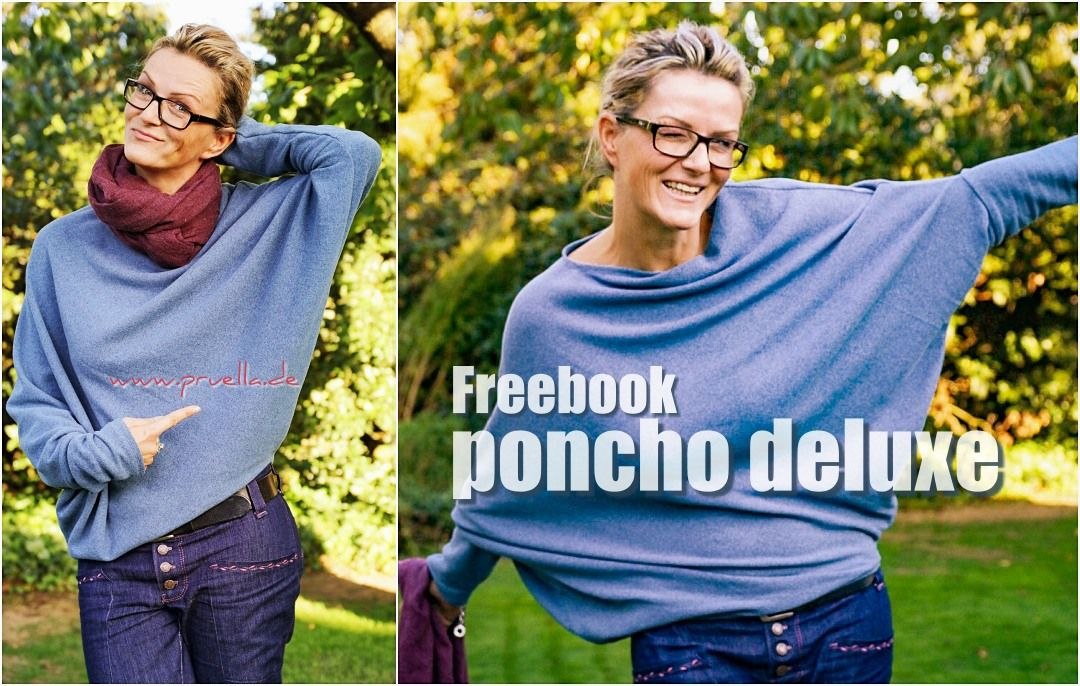Photo of Freebook Poncho deluxe